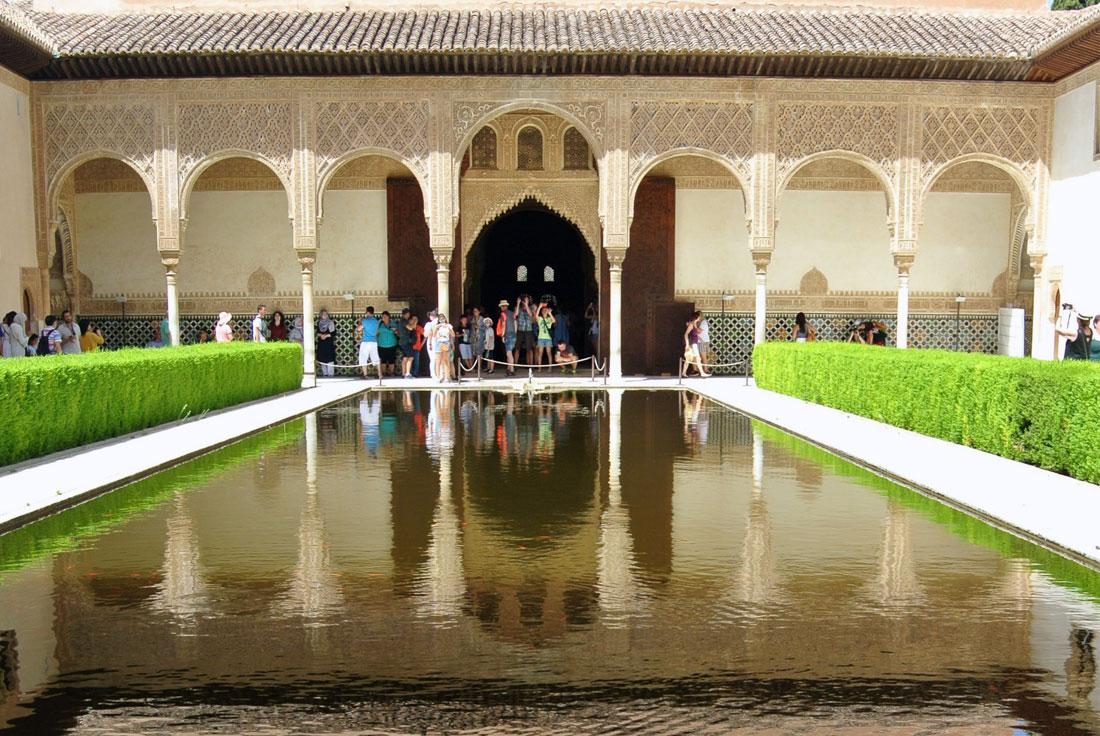 Giardini da visitare i giardini moreschi dell alhambra for Giardini da visitare
