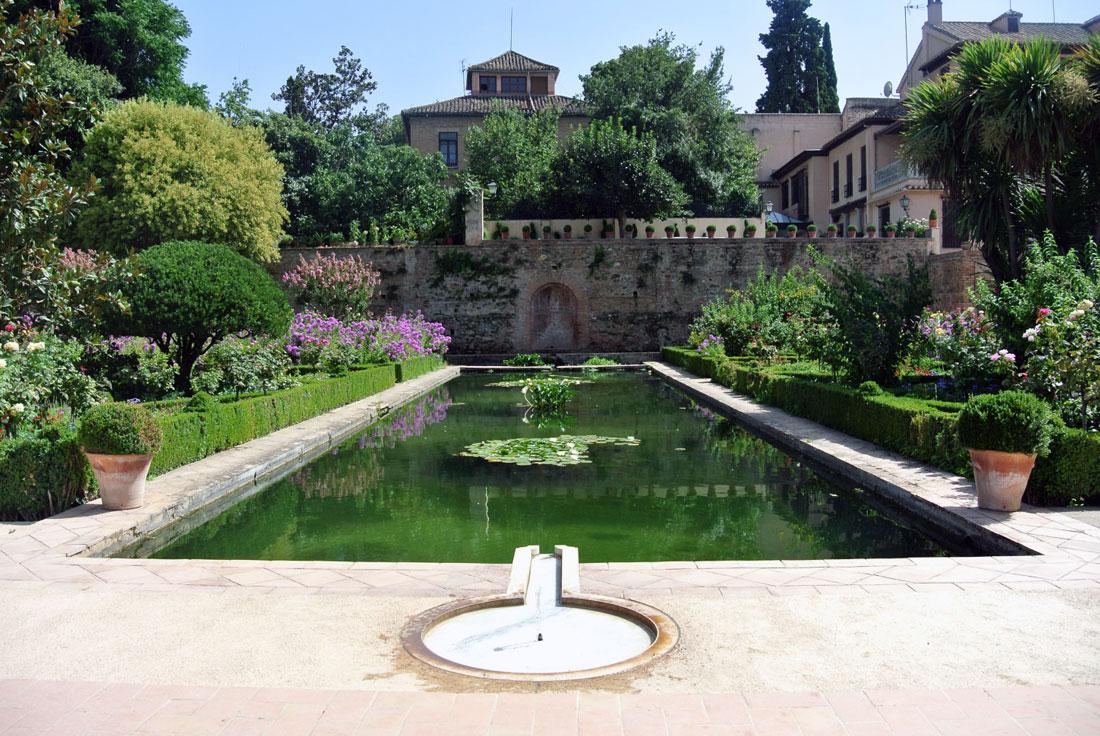 Cucine da giardino e siviglia giardini dell alcazar for Giardini da visitare
