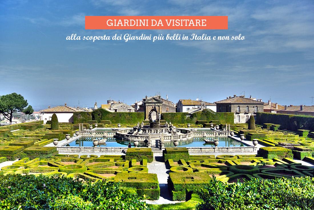 [GIARDINI DA VISITARE] Villa Lante a Bagnaia - image foto01 on http://www.designedoo.it
