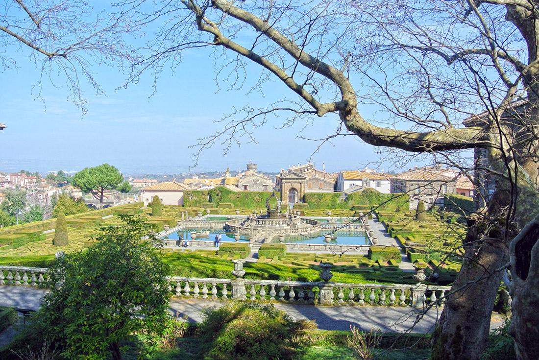 Giardini da visitare villa lante a bagnaia for Giardini da visitare